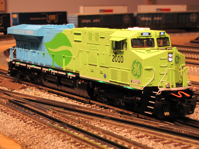 Lionel vision line ge evolution hybrid for sale 2014
