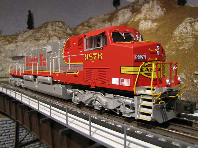Eric Siegel's O-Scale Trains