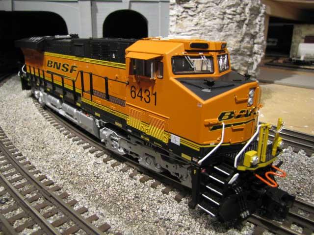 BNSF | Lionel Trains