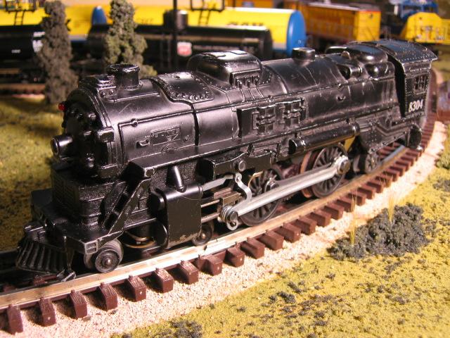 Lionel trains 8304 review