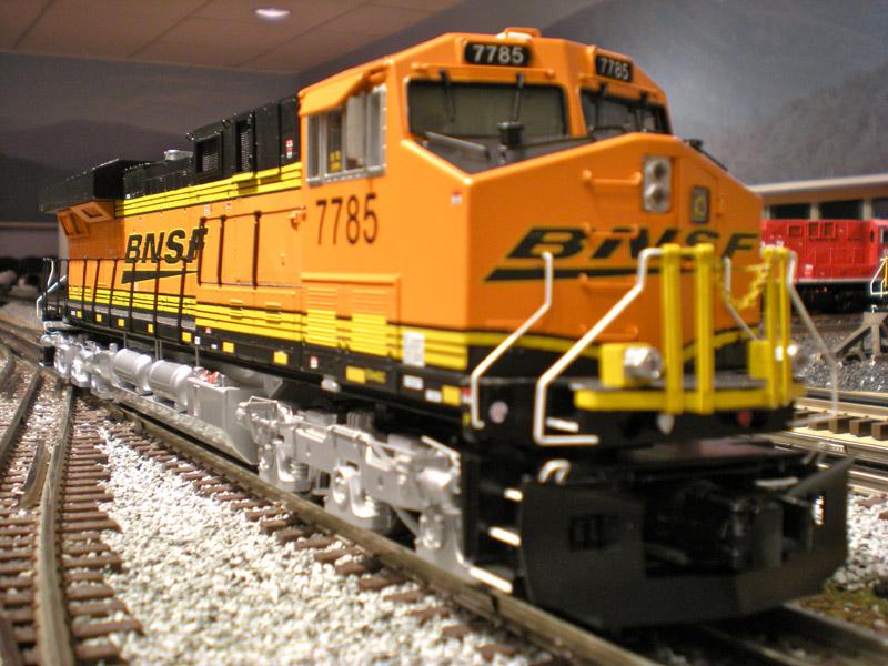 Eric's O-scale Train Project